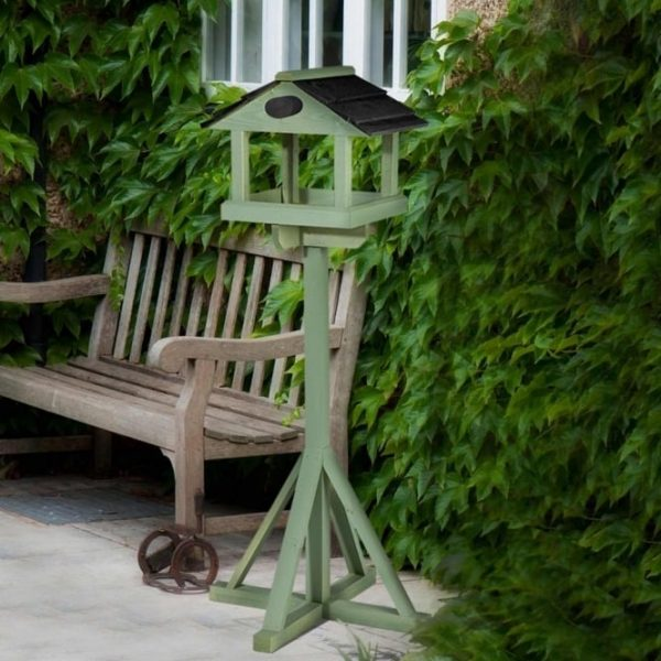 ELGIN FEATHER EDGE BIRD TABLE