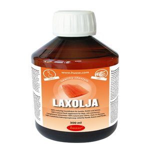 LAXOLJA FOOD SUPPLEMENT FOR CATS DOGS AND HORSES