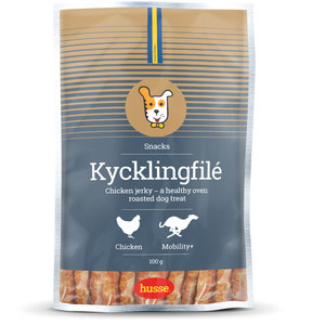 KYCKLINGFILE HEALTHY DOG AND PUPPY TREATS