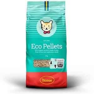 CAT LITTER ECO PELLETS