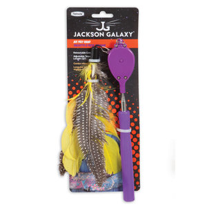 Jackson galaxy air wand toy petworld365 for Jackson galaxy pet toys