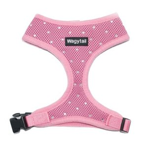 SWAROVSKI DIAMANTE PINK HARNESS