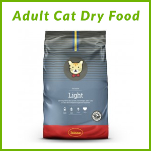 HUSSE ADULT CAT DRY FOOD