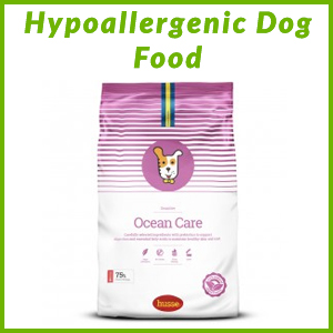 HUSSE HYPOALLERGENIC DOG DRY FOOD