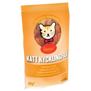 KATT KYCKLINGFILE QUALITY CAT TREATS