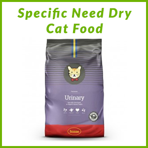 HUSSE SPECIFIC NEEDS CAT DRY FOOD