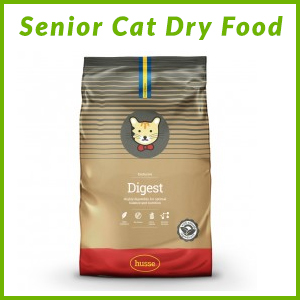 HUSSE SENIOR CAT DRY FOOD