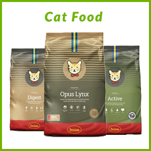HUSSE CAT FOOD