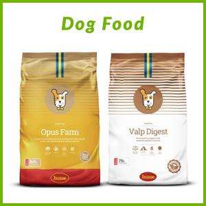 husse dog food