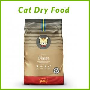 HUSSE DRY CAT FOOD