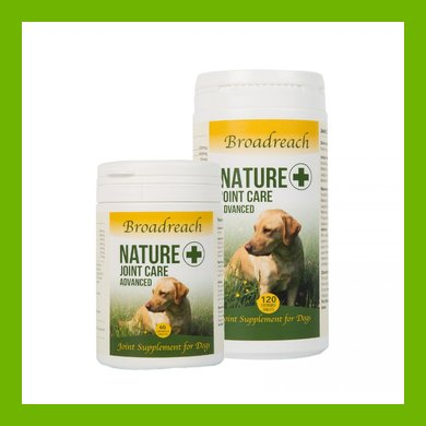 BROADREACH NATURE+ ADVANCED JOINT CARE CHEWABLE TABLETS
