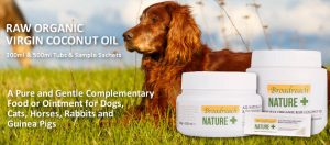 BROADREACH NATURE ORGANIC COCONUT OIL FOR DOGS