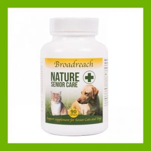 BROADREACH NATURE + SENIOR CARE 90 CAPSULES