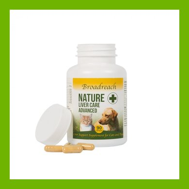 BROADREACH NATURE + LIVER CARE 90 CAPS