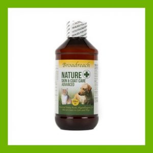 BROADREACH NATURE + SKIN AND COAT OIL