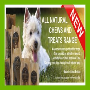 BROADREACH NATURE NATURAL ORGANIC DOG TREATS