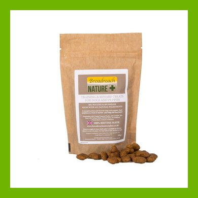 POULTRY AND POTATO NATURAL TRAINING DOG TREATS