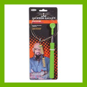 JACKSON GALAXY GROUND PREY WAND WITH TOY2-2