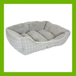 CHARLES BENTLEY PLUSH PET BED
