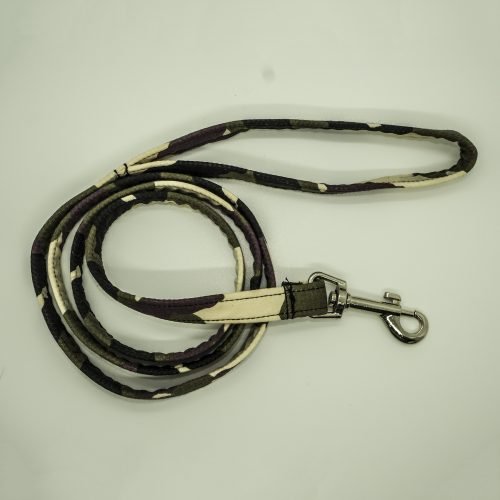ARMY CAMOUFLAGE DESIGNER DOG LEAD